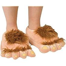Fullkang Plush Slipper Big Feet Creative Men And Women Slippers Winter House Shoes