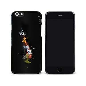 Just Do it Nike logo image Custom iPhone 4/4s Individualized Hard Case