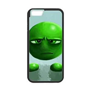 iPhone 6 4.7 Inch Cell Phone Case Black Disney Wreck It Ralph Character Sour Bill Qhrrq