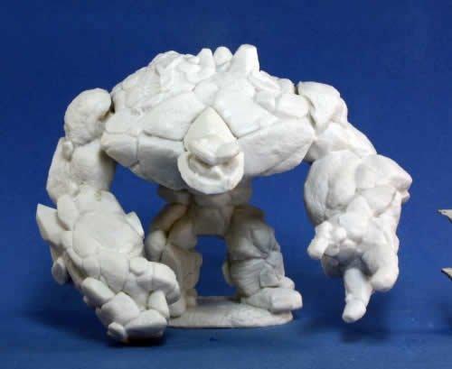 Large Earth Elemental (1) Miniature by Reaper