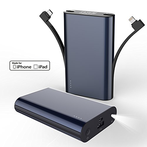Power Bank With Lightning Connector - 2