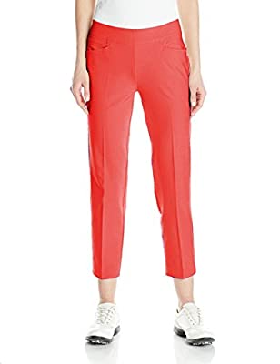 adidas Golf Women's Essentials Pull On Ankle Length Pants