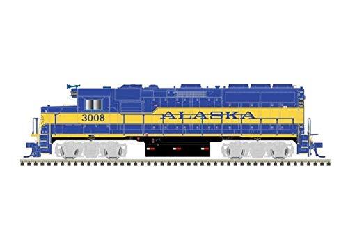 Atlas ATL10002586 HO GP40-2 w/DCC & Sound, ARR #3008