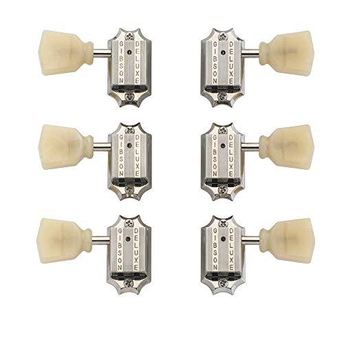 - Gibson Deluxe Yellow Key Tuner Set
