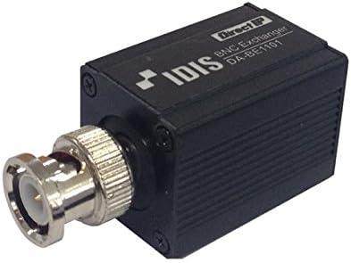 Da-Lite be1101 idis, UTP convertidor, Ethernet por cable coaxial de 1 canal emisor/receptor: Amazon.es: Electrónica