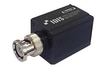 Da-Lite be1101 idis, UTP convertidor, Ethernet por cable coaxial de 1 canal