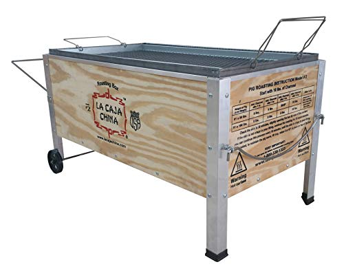 La Caja China Model 2 - Portable 100 lb Pig Roaster