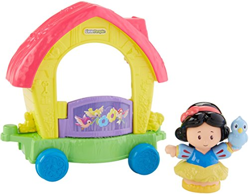 Fisher-Price Little People Disney Princess Parade Snow White & Friends Float