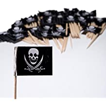 Deluxe Pirate Flag Picks