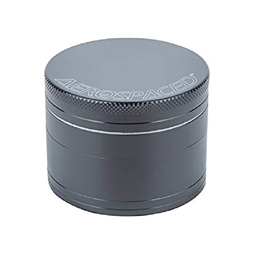 Aerospaced 1 4 Piece Herb Grinder 2