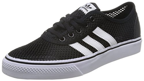 adidas Herren Adiease Clima Low-Top Schwarz (Core Black/Ftwr White/Core Black)