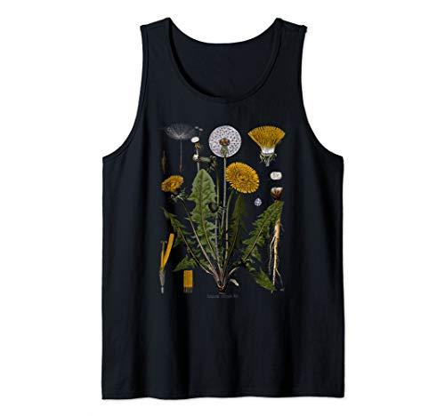 Dandelion Botanical Tank Top
