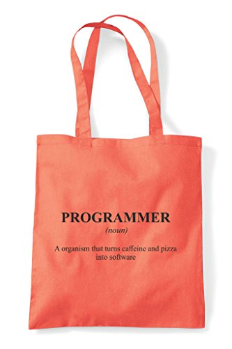 Dictionary Coral Alternative Definition Bag In Programmer The Tote Funny Shopper Not 7vYq7xZpw