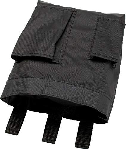 (Adams USA Umpire Ball Bag Black, One Size)