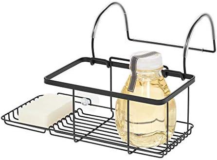 iDesign Everett Bathtub Basket Bathroom product image