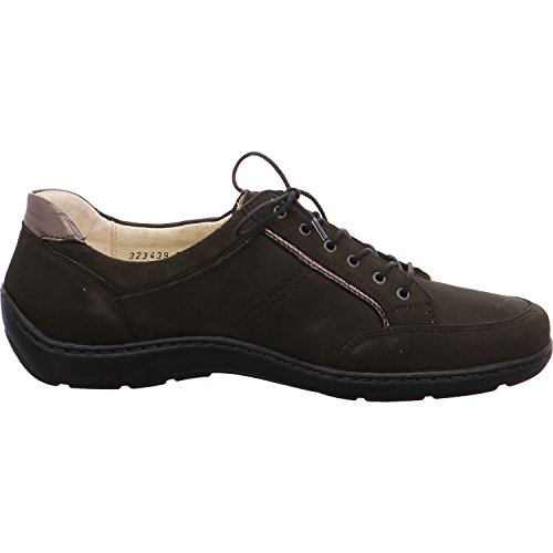Chaussures Femme Lacets Henni 014 Marron De 201 Ville À Waldläufer Pour 496013 vSqwfHOWI
