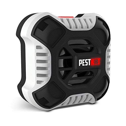 Pestnot ULTRASONIC PEST REPELLER PLUG IN - Pest Control (2019) UPGRADED ELECTRONIC Repellent + Night Light with MULTIPLE WAVELENGTHS to target MORE pests - Especially Mice, Mosquito & Roaches       by PestNot
