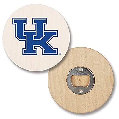 CounterArt POP-A-TOP Coaster/Bottle Opener - University of Kentucky