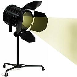 Movie Studio Desk Lamp - Metal lamps for Desk or Theater Room
