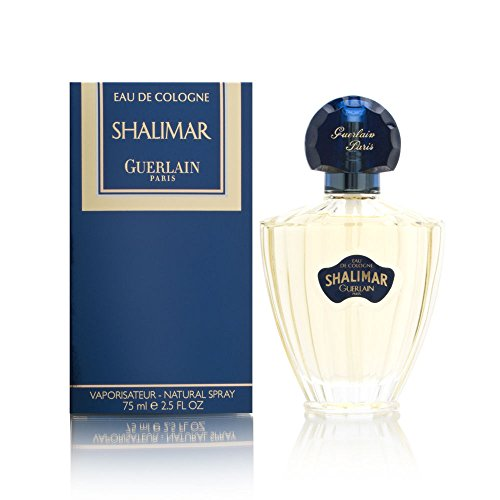 - Shalimar By Guerlain For Women. Eau De Cologne Spray 2.5 Oz.