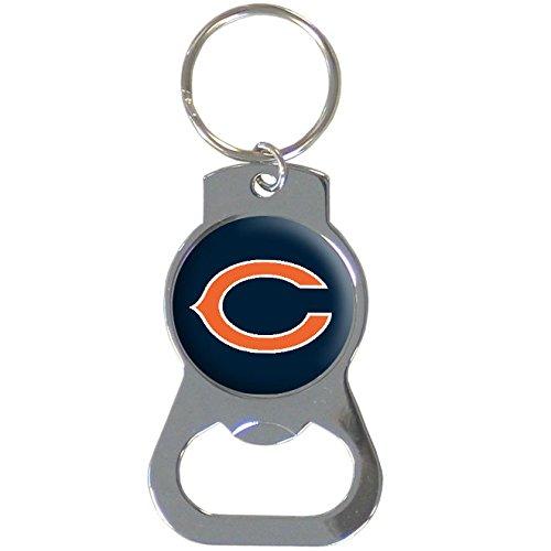 (Siskiyou NFL Chicago Bears Bottle Opener Key Chain )
