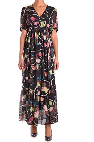 ISOLA MARRAS Damen 1I9317TCH291 Multicolour Polyester Kleid nRlNb