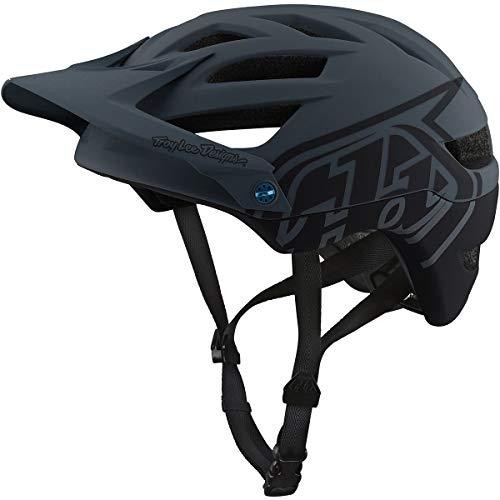 Troy Lee Designs A1 Helmet Drone Drone Gray/Black, XL/XXL