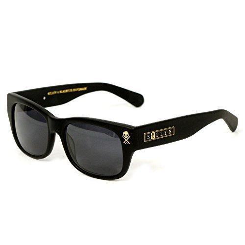 Sullen Black Flys Fly 2 Matte Sunglasses Black