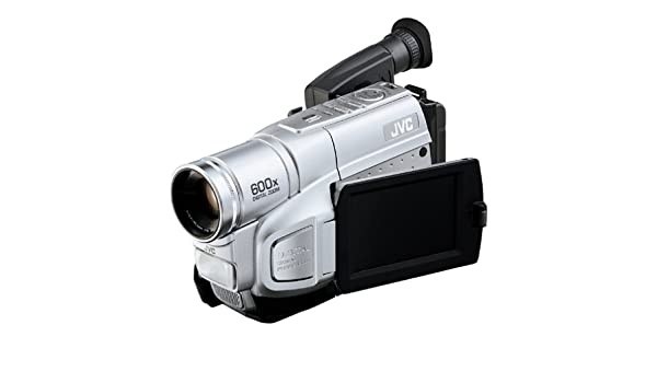 Jvc Gr Sxm750u S Vhs C Camcorder With 3 5 Lcd Auto Light And Image Stabilization Discontinued By Manufacturer Amazon Ca Camera Photo