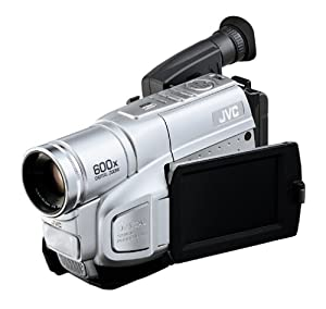 amazon com jvc gr sxm750u s vhs c camcorder with 3 5 lcd auto rh amazon com Best&Buys VHS Camcorder DVD Camcorder