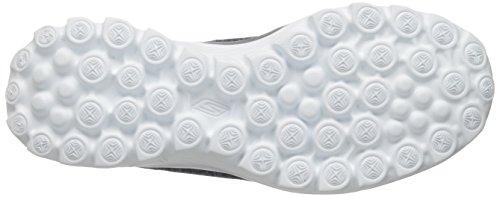 Skechers Performance Womens Go Walk 2 Bind Slip-On Walking Shoe Mehrfarbig