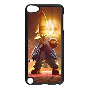 iPhone 5,5S Case,Fantasy Game Role Hard Shell Back Case for Black iPhone 5,5S Okaycosama300614