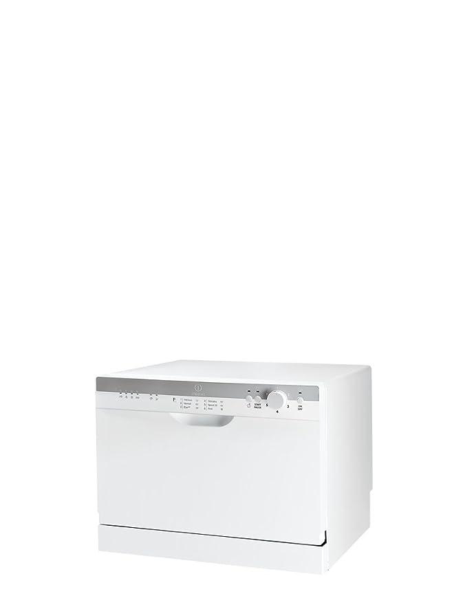 Indesit ICD 661 EU Independiente A Color blanco lavavajilla ...
