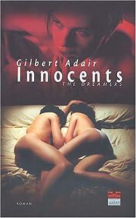 Innocents par Gilbert Adair