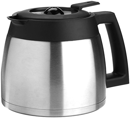 Capresso 4465.05 10-Cup Stainless Steel Thermal Carafe with Lid for CoffeeTeam TS Coffee Maker by Capresso