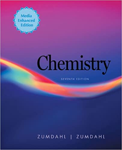 Bundle: chemistry: media enhanced edition, 7th + webassign printed.