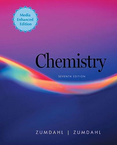 bundle chemistry media enhanced edition 7th student solutions rh amazon com Zumdahl Chemistry 7th Edition Notes.pdf answers zumdahl chemistry 7th edition
