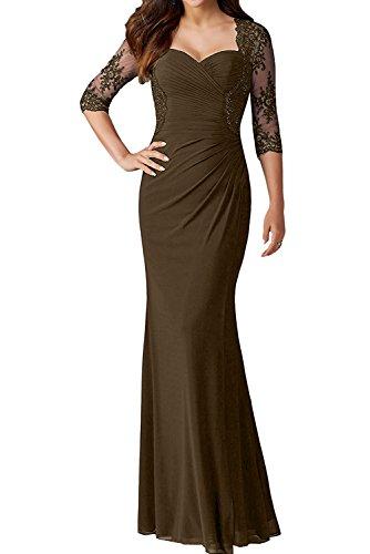 Ivydressing -  Vestito  - Astuccio - Donna cioccolato 44