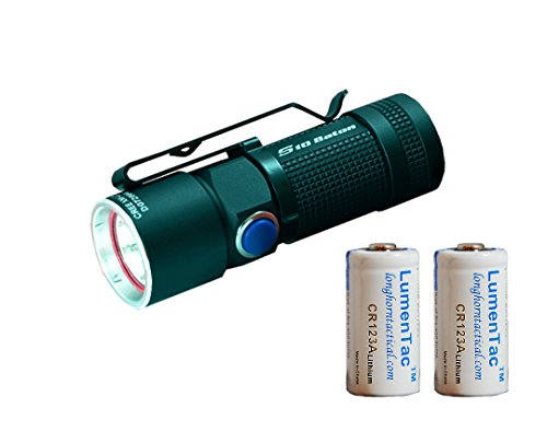 Olight Keychain Flashlight Lumentac Batteries