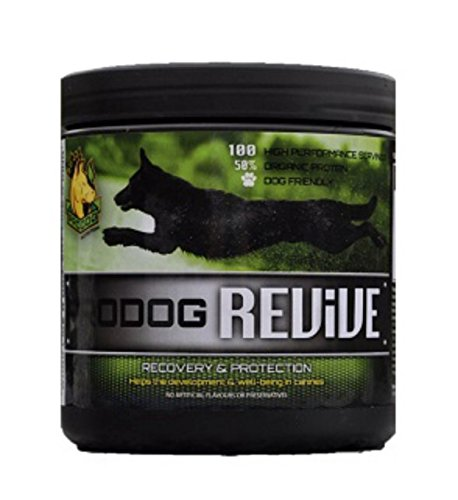 ProDog Nutrition Revive - 100% Natural & Organic Energy Levels Recovery &...