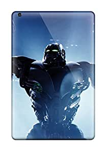 New Style Awesome Case Cover/ipad Mini Defender Case Cover(zeus In Real Steel)