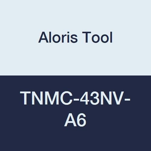 Aloris Tool TNMC-43NV-A6 External Vertical Triangular Threading Insert 60 Degree