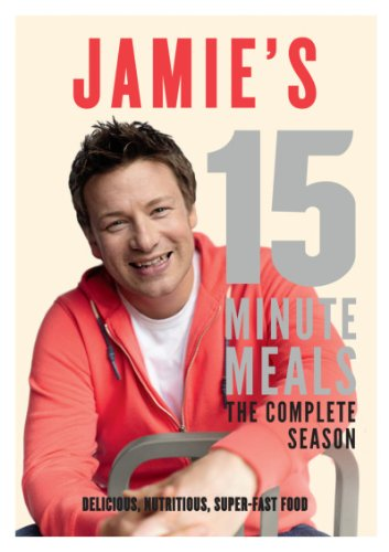 Jamie's 15 Minute Meals (Complete Season) - 6-DVD Set ( Jamie's Fifteen Minute Meals ) [ NON-USA FORMAT, PAL, Reg.0 Import - Australia ] ()