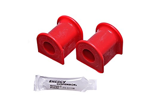 Energy Suspension 4.5198R Rear Sway Bar Bushing Set 22Mm