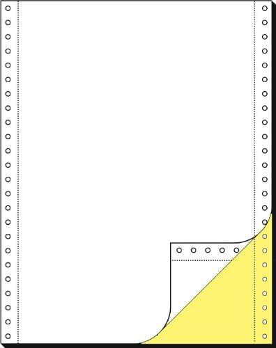 SIGEL 32246 Endlospapier 12 Zoll x 240 mm (A4 hoch), 80/57 g, 1000 Sätze 2fach