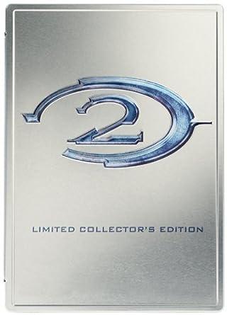Halo 2 Limited Edition In Metal Box Xbox Amazon Pc