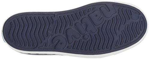 native Kids Jefferson Junior Water Proof Shoes, Regatta Blue/Shell White, 1 Medium US Little Kid