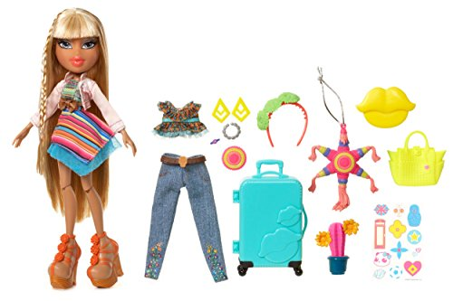 Bratz Study Abroad Doll- Raya to Mexico