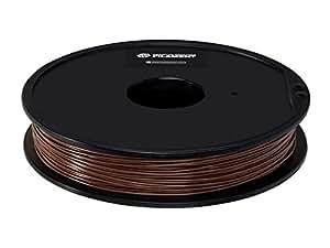 Premium 3D Printer Filament ABS 1.75MM .5kg/Spool Brown