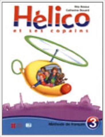 Livres Hélico et ses copains Niveau 3 pdf ebook